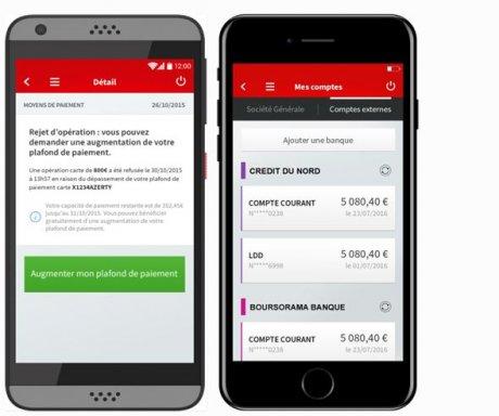 Societe Generale Se Revendique La Banque La Plus Mobile