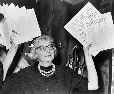 Jane Jacobs, architecte américaine,