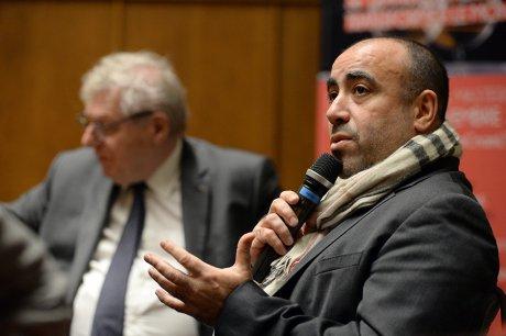 Bernard Devert et Abdénour Aïn-Seba