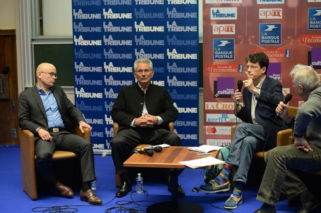 Serge Guérin, Philippe Kourilsky et Laurent Alexandre