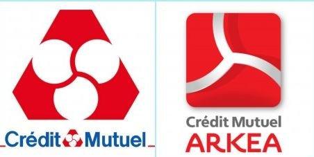 logo Arkéa credit mutuel
