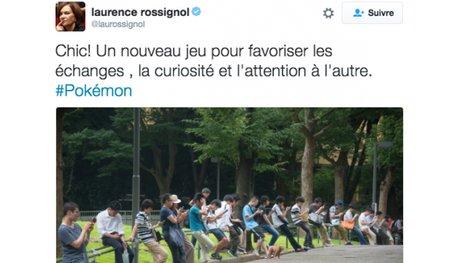 Tweet Laurence Rossignol