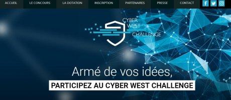 CyberWestChallenge, Cybersécurité, IoT.BZH,véhicules connectés, Morbihan, Cyber West Challenge, maritime, énergie, défense, startup,