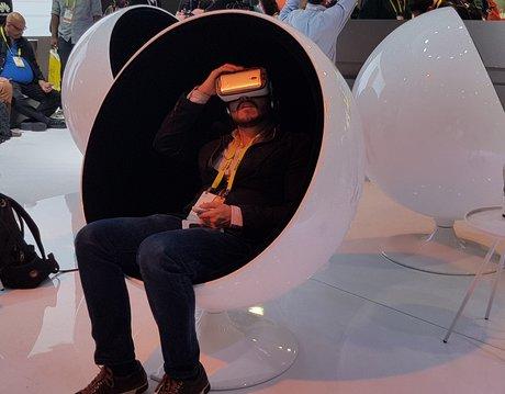 Huawei casque réalité virtuelle