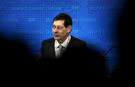 FMI, Maurice Obstfeld, économiste en chef,