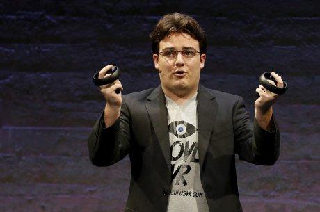 Palmer Luckey fondateur d'Oculus VR