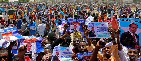 Somalie-élection