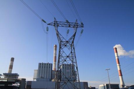 EDF, centrale thermique, Cordemais, Nantes, F. Thual,