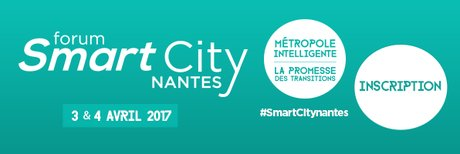 Forum Smart City Nantes,