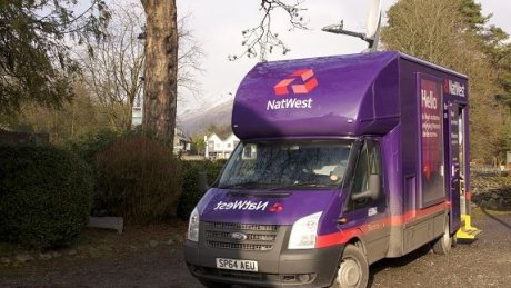 RBS Natwest banque nomade