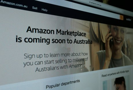 Amazon, Australie, e-commerce, vente en ligne, marchandise, commerçants, magasins physiques, emploi, entrepôt, logistique,