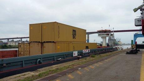 Loire 2, barge, Thual, CLT,