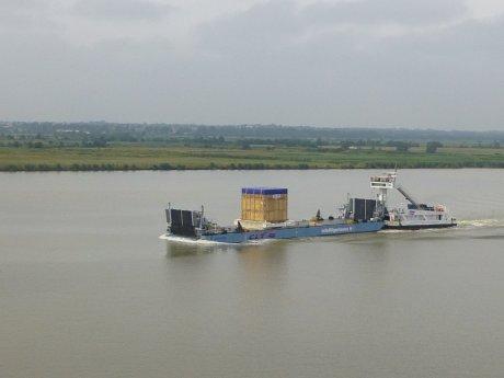 Loire 4, barge, Thual, CLT,
