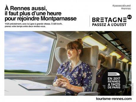lgv rennes en campagne pour attirer les cadres parisiens. Black Bedroom Furniture Sets. Home Design Ideas
