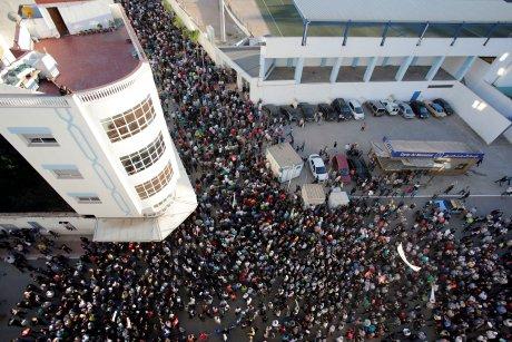 Al Hoceima Manifestation