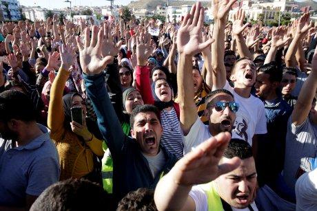 Al Hoceima Manifestation 2