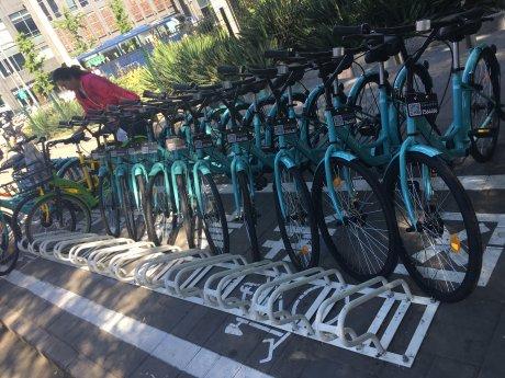 Vélos Chine Pékin VLS