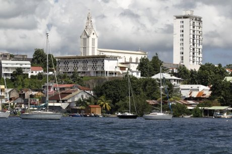 Aux antilles-guyane, les partis traditionnels eclates