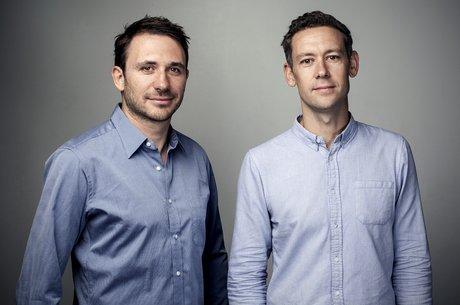 Fondateurs de GuestMe (Guillaume Lalu, Julien Bornstein)