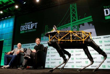 Boston Robotics, robots, singularité, intelligence artificielle, machine, Softbank, Alphabet (Google),