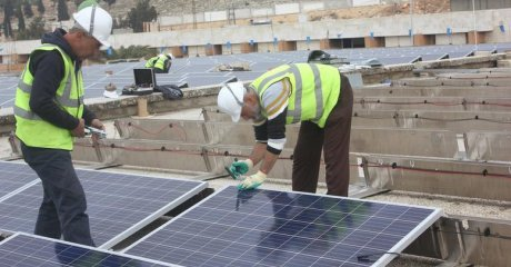 Energie solaire syrie