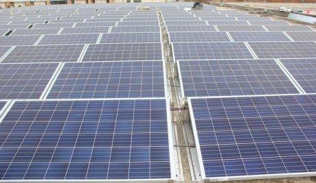 Panneaux solaires Syrie