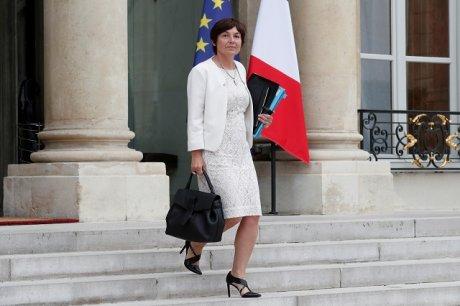 Annick Girardin, ministre des Outre-mer était candidate à sa réélection