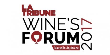 Wine's Forum Nouvelle-Aquitaine 2017