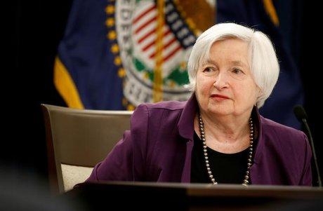 L'economie americaine est suffisamment robuste, dit yellen