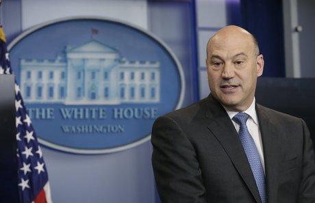 Gary Cohn pressenti pour remplacer Janet Yellen à la tête de la FED (Etats-Unis)