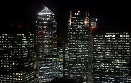 Citigroup Londres Brexit London City
