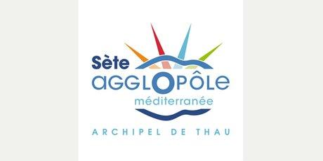 Identité visuelle de Sète Agglopôle Méditerranée