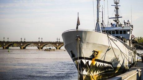 Bob Barker Sea Shepherd