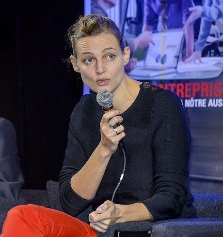 Marie Mérouze Startupper 2017