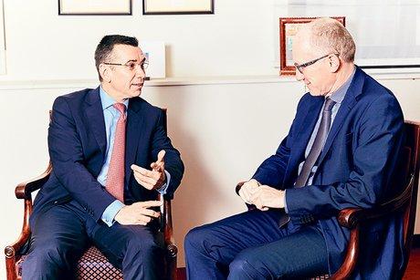 Érick Lacourrège, Vincent Bonnier, Banque de France,