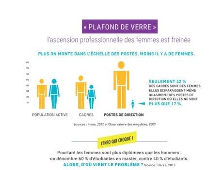 Capture d'écran guide pour l'égalité dans les PME