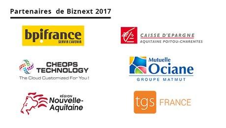 Biznext Bordeaux partenaires