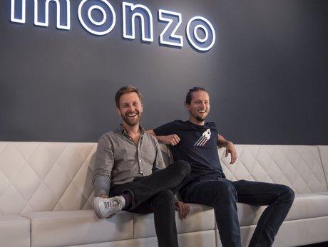 Monzo Fintech fondateurs Blomfield Huckestein