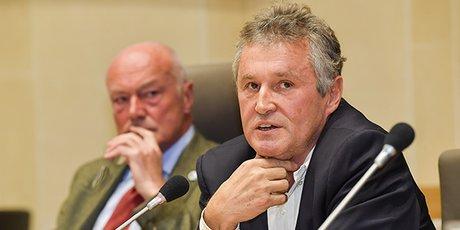 Alain Rousset Thierry Blandinières