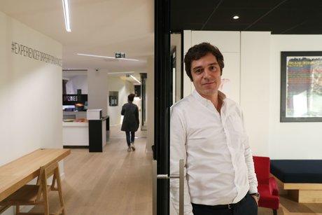 Bruno Sola, fondateur Bizness