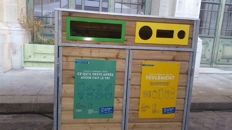 Recyclage Paris