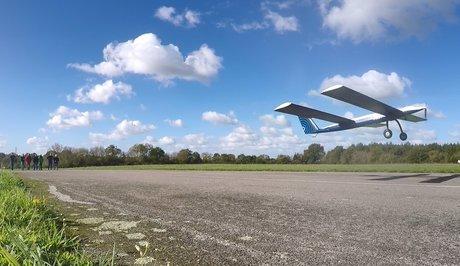 XSun, Sisco composites, drone