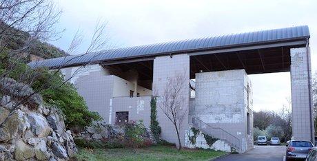 Manufacture de Lodève bâtiment