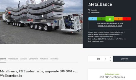 Metalliance WeShareBonds