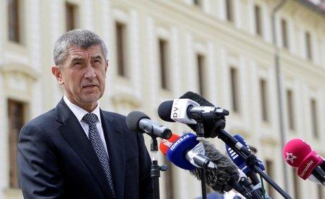 Le president tcheque va renommer babis au poste de premier ministre