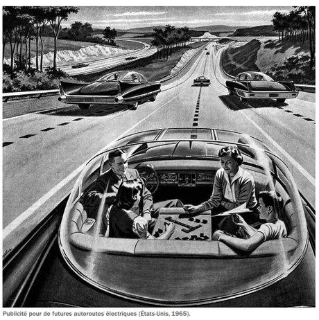 pub voiture autonome