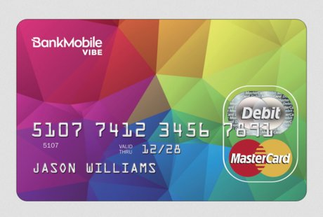 BankMobile fintech carte