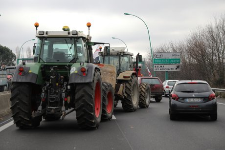 agriculteurs manif