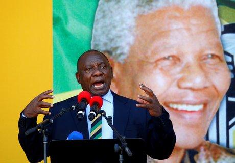 Ramaphosa Mandela
