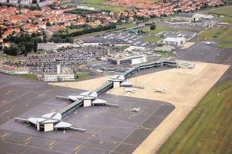 Aéroport Clermont-Ferrant